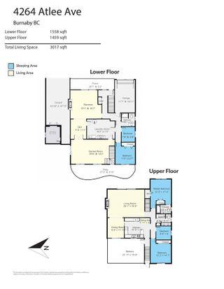 """Photo 38: 4264 ATLEE Avenue in Burnaby: Deer Lake Place House for sale in """"DEER LAKE PLACE"""" (Burnaby South)  : MLS®# R2571453"""