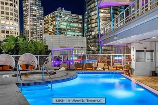 Photo 7: 2606 1111 Alberni Street in Vancouver: West End Condo for sale (Vancouver West)  : MLS®# r2478466