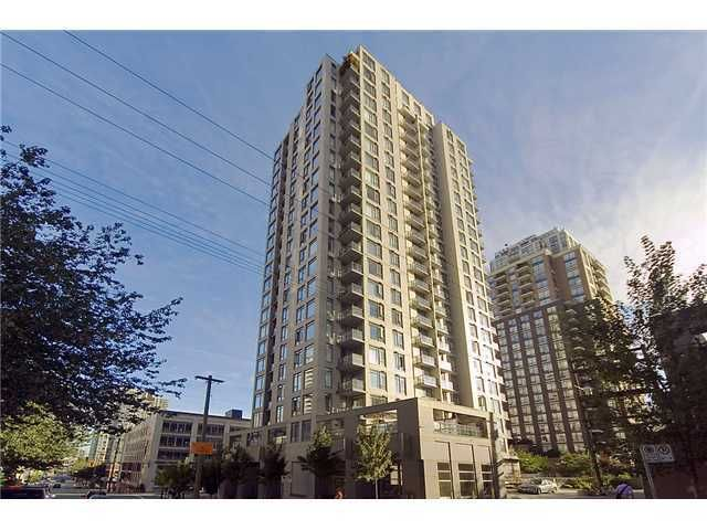 "Main Photo: 2001 1001 HOMER Street in Vancouver: Downtown VW Condo for sale in ""BENTLEY"" (Vancouver West)  : MLS®# V885646"