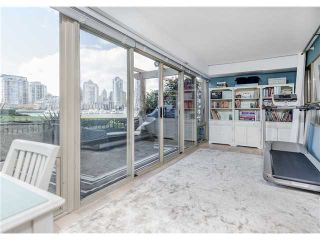 Photo 11: 101 1859 SPYGLASS Place in Vancouver: False Creek Condo for sale (Vancouver West)  : MLS®# V1054077