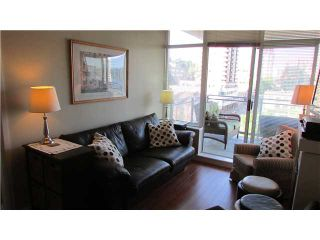 """Photo 3: 1205 888 CARNARVON Street in New Westminster: Downtown NW Condo for sale in """"MARINA AT PLAZA 88"""" : MLS®# V1064636"""