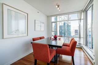 Photo 5: 1902 1199 MARINASIDE CRESCENT in Vancouver: Yaletown Condo for sale (Vancouver West)  : MLS®# R2506862