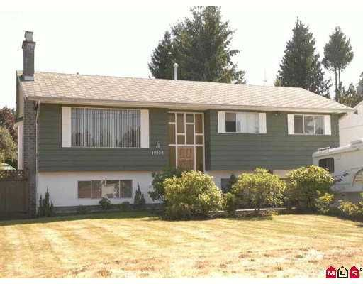"Main Photo: 14534 109TH AV in Surrey: Bolivar Heights House for sale in ""ELLENDALE"" (North Surrey)  : MLS®# F2617163"