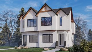 Main Photo: 418 10 Street NE in Calgary: Bridgeland/Riverside Semi Detached for sale : MLS®# A1094246