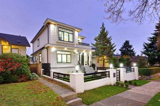 Photo 33: 5886 SHERBROOKE Street in Vancouver: Knight House for sale (Vancouver East)  : MLS®# R2490210