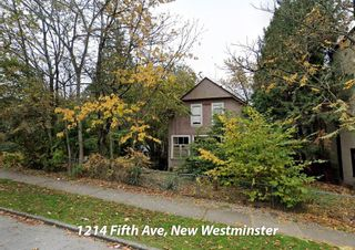 Photo 1: 1214 FIFTH Avenue in New Westminster: Uptown NW House for sale : MLS®# R2618633