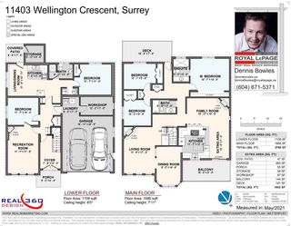 Photo 40: 11403 WELLINGTON Crescent in Surrey: Bolivar Heights House for sale (North Surrey)  : MLS®# R2578903