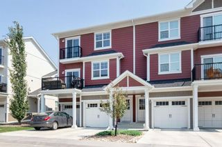 Photo 30: 902 881 Sage Valley Boulevard NW in Calgary: Sage Hill Row/Townhouse for sale : MLS®# A1132443
