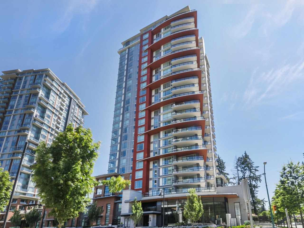 Main Photo: 506 3096 WINDSOR Gate in Coquitlam: New Horizons Condo for sale : MLS®# R2479633