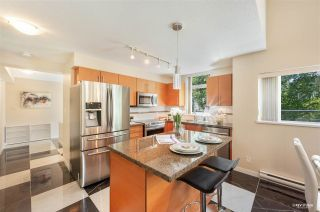"""Photo 4: 204 2225 HOLDOM Avenue in Burnaby: Central BN Townhouse for sale in """"Legacy"""" (Burnaby North)  : MLS®# R2591838"""