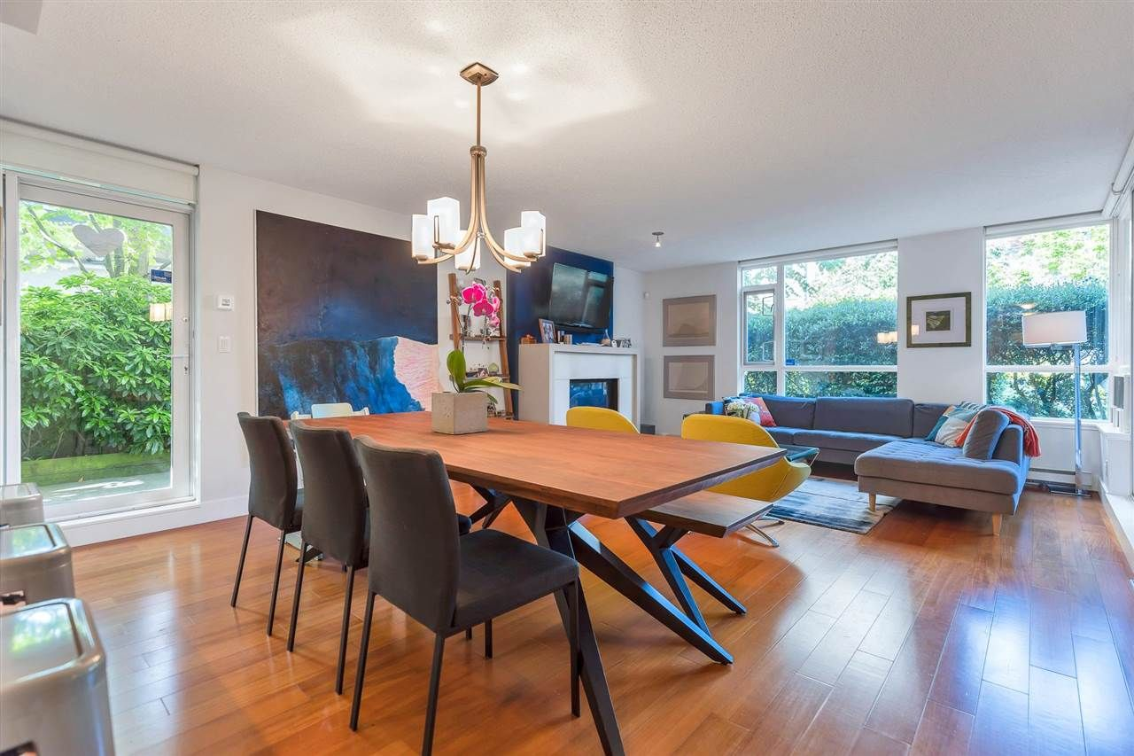 Main Photo: 204 1530 W 8TH AVENUE in Vancouver: Fairview VW Condo for sale (Vancouver West)  : MLS®# R2593051