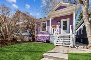 Main Photo: 916 2 Avenue NW in Calgary: Sunnyside Detached for sale : MLS®# A1098068