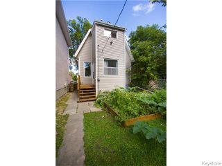 Photo 17: 332 Machray Avenue in Winnipeg: Sinclair Park Residential for sale (4C)  : MLS®# 1624346