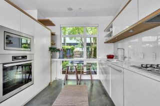 """Photo 6: 1879 W 2ND Avenue in Vancouver: Kitsilano Townhouse for sale in """"BLANC"""" (Vancouver West)  : MLS®# R2592670"""