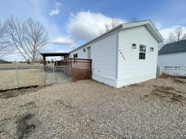 Main Photo: 1825 2A St. Crescent: Wainwright Manufactured Home for sale (MD of Wainwright)  : MLS®# A1091354