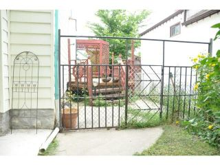 Photo 19: 605 Alverstone Street in WINNIPEG: West End / Wolseley Residential for sale (West Winnipeg)  : MLS®# 1215969