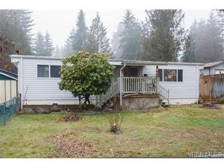 Photo 1: A20 920 Whittaker Rd in MALAHAT: ML Mill Bay Manufactured Home for sale (Malahat & Area)  : MLS®# 670824