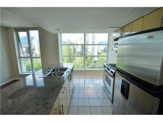 Photo 9: # 1208 188 E ESPLANADE BV in North Vancouver: Lower Lonsdale Condo for sale : MLS®# V1060516
