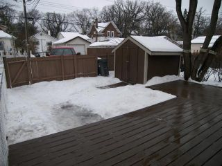 Photo 16: 664 Beresford Avenue in WINNIPEG: Manitoba Other Residential for sale : MLS®# 1223727