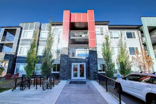 Main Photo: 320 24 Sage Hill Terrace NW in Calgary: Sage Hill Apartment for sale : MLS®# A1153354