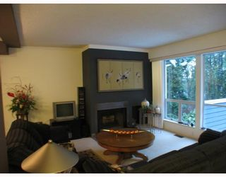"""Photo 7: 8206 FOREST GROVE Drive in Burnaby: Forest Hills BN Townhouse for sale in """"HENLEY ESTATES"""" (Burnaby North)  : MLS®# V681739"""