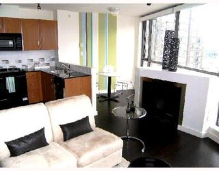 "Photo 4: 1605 501 PACIFIC Street in Vancouver: Downtown VW Condo for sale in ""THE 501"" (Vancouver West)  : MLS®# V730991"