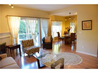 """Photo 3: 19 1765 PADDOCK Drive in Coquitlam: Westwood Plateau Townhouse for sale in """"WORTHING GREEN"""" : MLS®# V1131943"""
