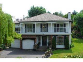 Photo 1: 2559 Killarney Rd in VICTORIA: SE Cadboro Bay House for sale (Saanich East)  : MLS®# 506250