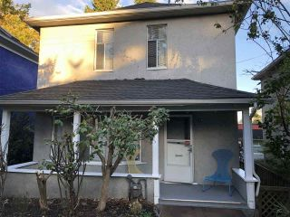 Photo 1: 716 HAWKS Avenue in Vancouver: Strathcona House for sale (Vancouver East)  : MLS®# R2514057