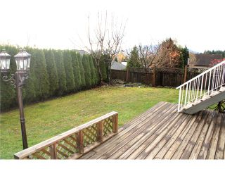 "Photo 17: 14 BALSAM Place in Port Moody: Heritage Woods PM House for sale in ""HERITAGE WOODS"" : MLS®# V1036460"