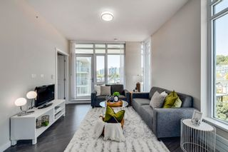 """Photo 3: 606 3188 RIVERWALK Avenue in Vancouver: South Marine Condo for sale in """"Currents at Waters Edge"""" (Vancouver East)  : MLS®# R2623700"""