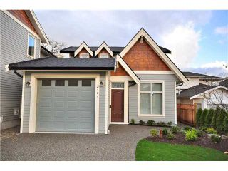 Photo 1: 6163 WALKER Avenue in Burnaby: Upper Deer Lake 1/2 Duplex for sale (Burnaby South)  : MLS®# V858053
