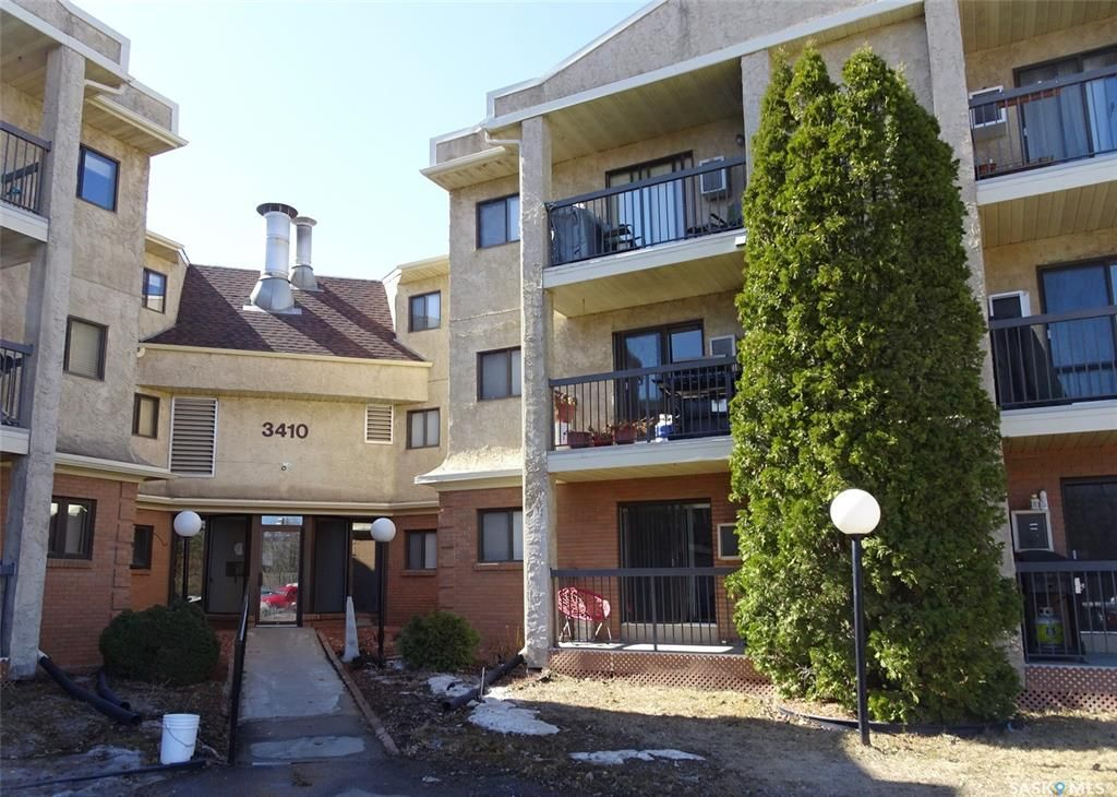 Main Photo: 206 3410 Park Street in Regina: University Park Residential for sale : MLS®# SK849074