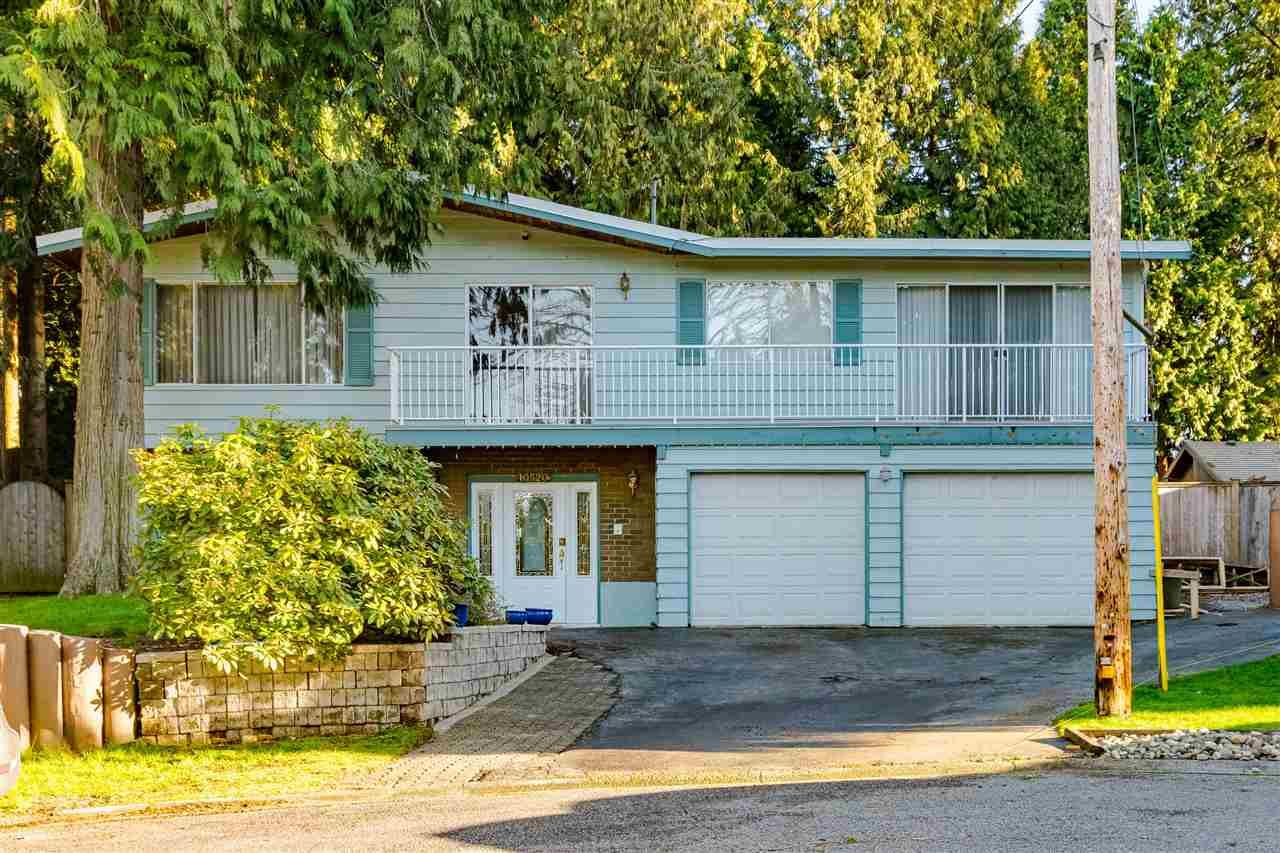 """Main Photo: 10520 SUNVIEW Place in Delta: Nordel House for sale in """"SUNBURY / DELSOM"""" (N. Delta)  : MLS®# R2442762"""