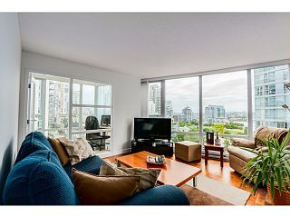 """Photo 2: 1106 1495 RICHARDS Street in Vancouver: Yaletown Condo for sale in """"AZURA II"""" (Vancouver West)  : MLS®# V1068799"""