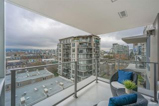 "Photo 12: 701 1675 W 8TH Avenue in Vancouver: Fairview VW Condo for sale in ""Camera"" (Vancouver West)  : MLS®# R2530414"