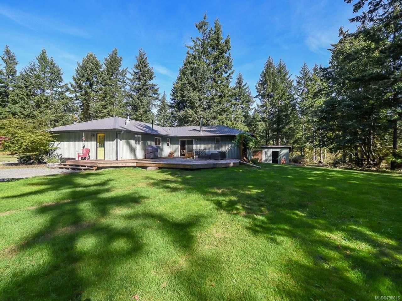Main Photo: 1841 Gofor Rd in COURTENAY: CV Comox Peninsula House for sale (Comox Valley)  : MLS®# 798616