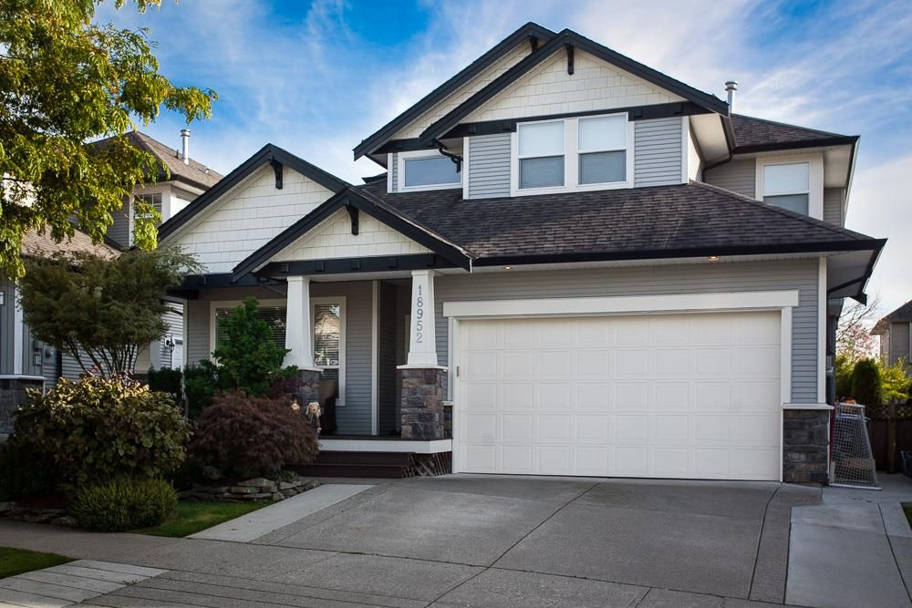 """Main Photo: 18952 70B Street in Surrey: Clayton House for sale in """"Clayton"""" (Cloverdale)  : MLS®# R2006946"""
