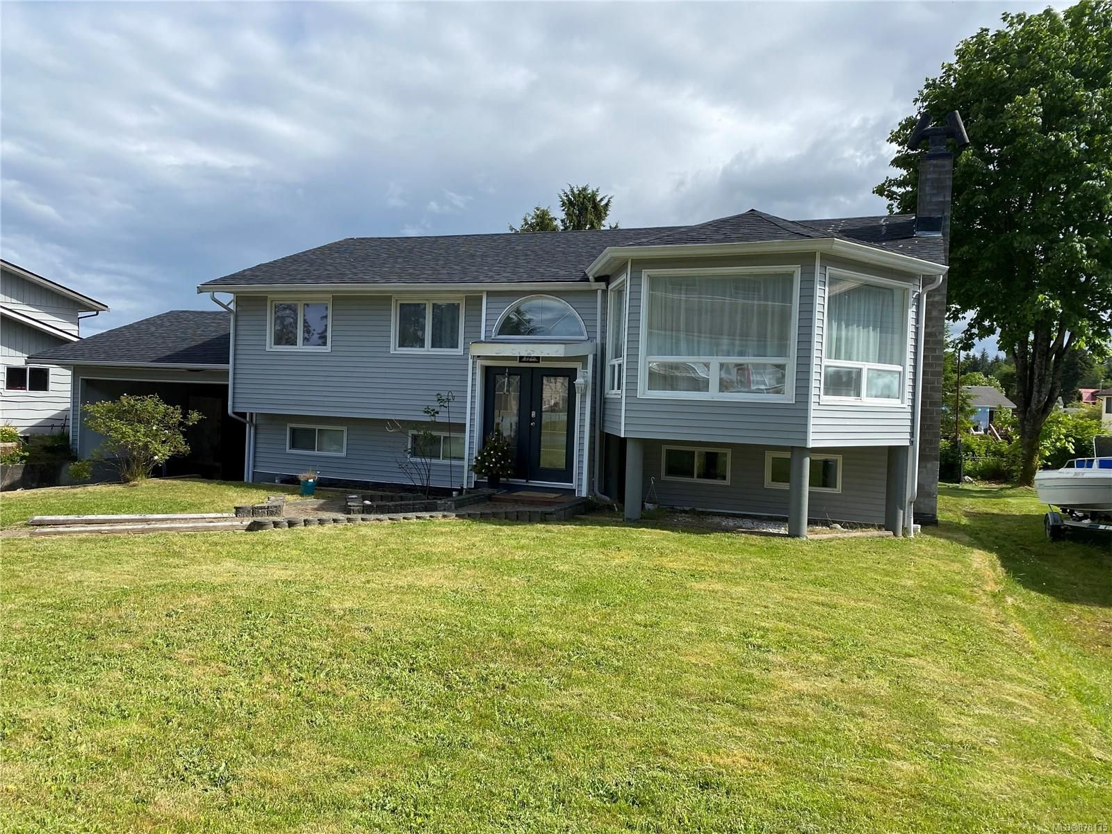 Main Photo: 8725 Seaview Dr in : NI Port Hardy House for sale (North Island)  : MLS®# 878135