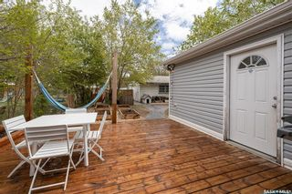 Photo 30: 814 K Avenue South in Saskatoon: King George Residential for sale : MLS®# SK856294