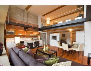 "Photo 1: 503 528 BEATTY Street in Vancouver: Downtown VW Condo for sale in ""BOWMAN LOFTS"" (Vancouver West)  : MLS®# V646760"