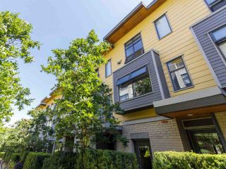 """Photo 1: 3790 COMMERCIAL Street in Vancouver: Victoria VE Townhouse for sale in """"BRIX"""" (Vancouver East)  : MLS®# R2487302"""