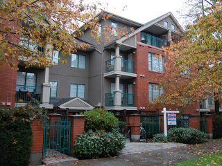 """Photo 8: 106 929 W 16TH Avenue in Vancouver: Fairview VW Condo for sale in """"OAKVIEW GARDENS"""" (Vancouver West)  : MLS®# V978752"""