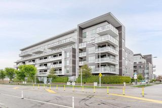 """Photo 1: 606 7008 RIVER Parkway in Richmond: Brighouse Condo for sale in """"RIVA3"""" : MLS®# R2566623"""