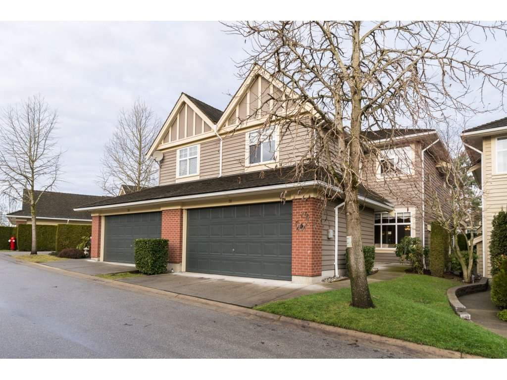 """Main Photo: 31 15450 ROSEMARY HEIGHTS Crescent in Surrey: Morgan Creek Townhouse for sale in """"THE CARRINGTON"""" (South Surrey White Rock)  : MLS®# R2133109"""