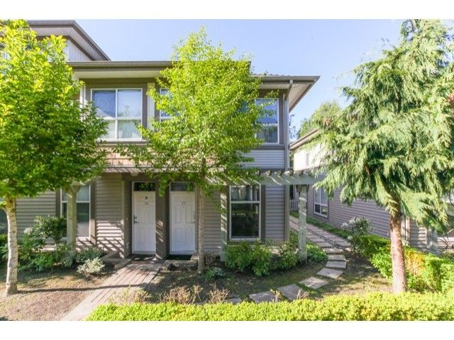 Main Photo: # 37 15353 100TH AV in Surrey: Guildford Condo for sale (North Surrey)  : MLS®# F1439830