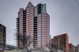 Photo 1: 706 9020 JASPER Avenue in Edmonton: Zone 13 Condo for sale : MLS®# E4231651