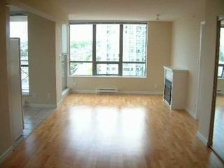 """Photo 3: 1803 850 ROYAL AV in New Westminster: Downtown NW Condo for sale in """"THE ROYALTON"""" : MLS®# V595937"""
