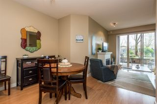 "Photo 5: 114 1633 MACKAY Avenue in North Vancouver: Pemberton Heights Condo for sale in ""Touchstone"" : MLS®# R2147673"