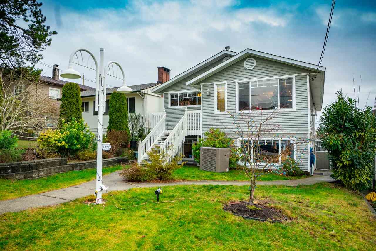 Main Photo: 4822 DUNDAS STREET in Burnaby: Capitol Hill BN House for sale (Burnaby North)  : MLS®# R2329701